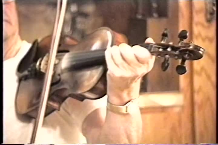Fiddling Techniques | Bowing Down Home